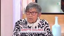 Ginette Kolinka : la parole d'une survivante des camps - C à Vous - 24/05/2019