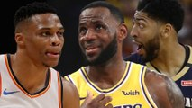 Lebron James Caught Tampering At Dinner With AD & Russell Westbrook In LA