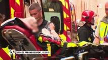"""""""On a entendu une grosse explosion"""" : un homme toujours recherché après une détonation en plein centre de Lyon"""