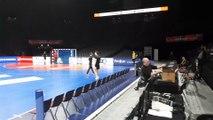 Les Chambériens se sont entraînés à l'AccorHotels Arena