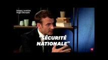 Journalistes convoqués par la DGSI: Macron invoque la sécurité nationale