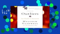 [BEST SELLING]  Outliers: The Story of Success