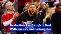 Drake Has A Friendly Rivalry With Mallory Edens