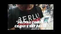 Explosion à Lyon: une passante raconte ce qui s'est passé