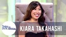 Kiara talks about how she met Jericho Rosales   TWBA