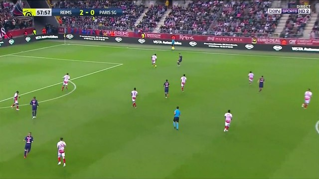 Reims 2-[1] PSG - Mbappé great team goal