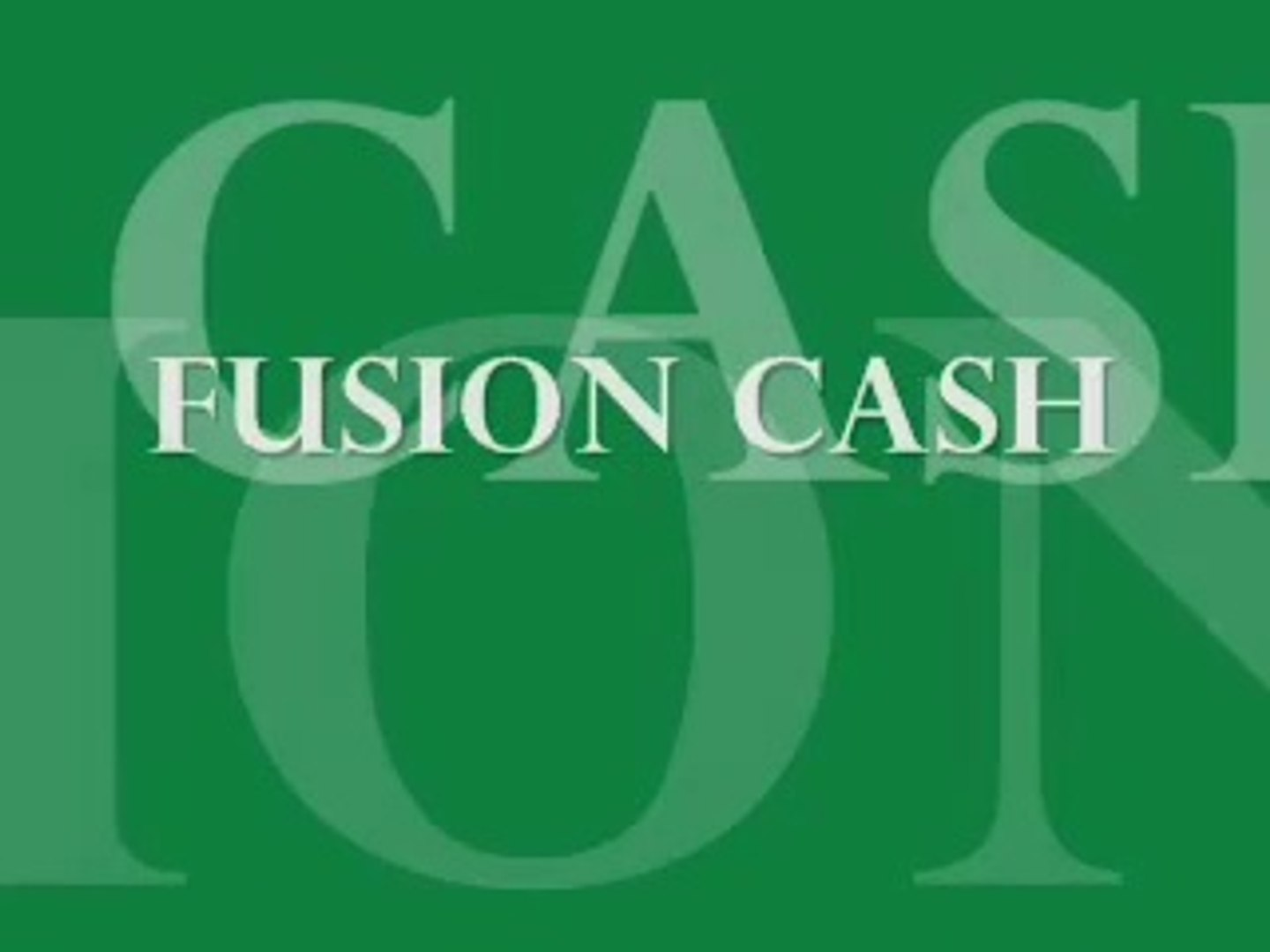 Fusion Cash Review - Piggy Bank Money