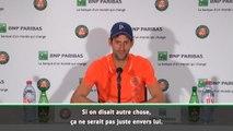 """Roland-Garros - Djokovic : """"L'opportunité de gagner les quatre Grands Chelems à la suite"""""""