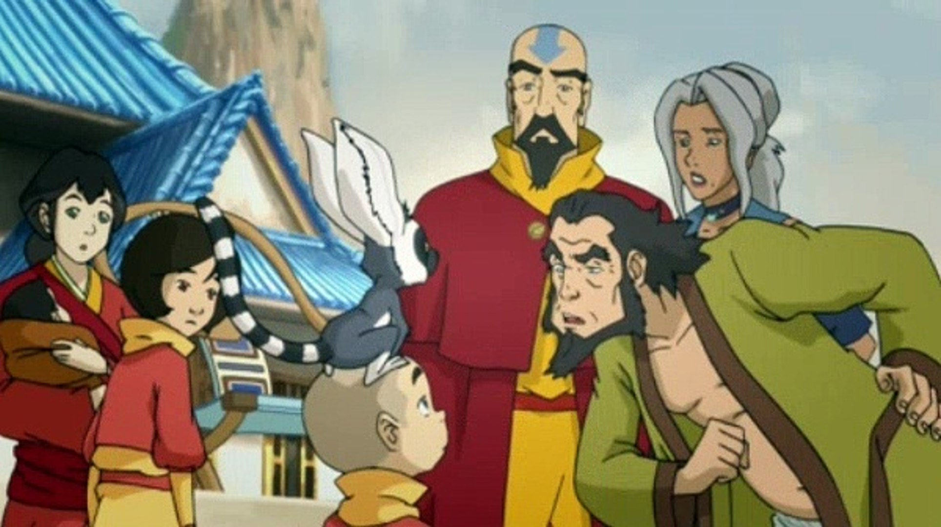 The Legend of Korra S02E03 Civil Wars (1)