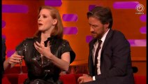 The Graham Norton Show - S25E08 - Jessica Chastain, Michael Fassbender, Sophie Turner, James McAvoy - May 24, 2019 || The Graham Norton Show (24/05/2019)