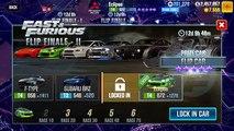 CSR Racing 2 | Events | Flip Finale II | Part 1 | Mitsubishi Eclipse & Deckard Shaw's Jaguar F-Type