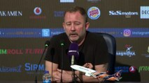 Medipol Başakşehir-Aytemiz Alanyaspor maçının ardından - Sergen Yalçın - İSTANBUL