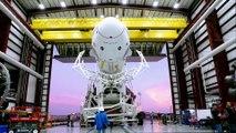 Space X lanza los primeros satélites de internet espacial