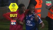But Tanguy NDOMBELE (90ème +1) / Nîmes Olympique - Olympique Lyonnais - (2-3) - (NIMES-OL) / 2018-19