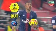 But Kylian MBAPPE (59ème) / Stade de Reims - Paris Saint-Germain - (3-1) - (REIMS-PARIS) / 2018-19