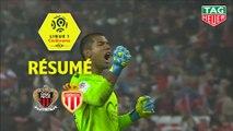 OGC Nice - AS Monaco (2-0)  - Résumé - (OGCN-ASM) / 2018-19