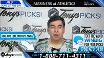 Mariners vs. Athletics 5/25/2019 Picks Predictions