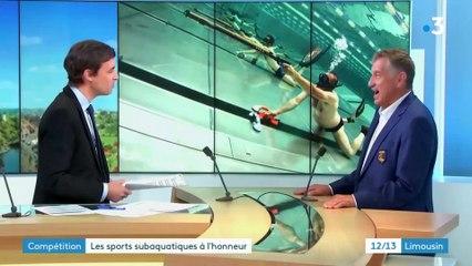 3 jours de JT - Championnats de France des Activités Subaquatiques 2019