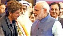 PM Modi को Shahrukh Khan ने इस Message के साथ दी शानदार जीत की बधाई| वनइंडिया हिंदी