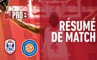 PRO B : Caen vs Roanne (J34)