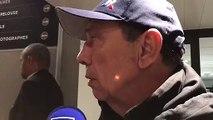 Interview de Jean-Louis Gasset lors de son dernier match avec l'ASSE