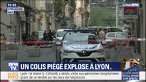 Colis piégé à Lyon: ce qu'il s'est passé