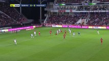Le premier but en Ligue 1 du Pitchoun Bafodé Diakité à Dijon