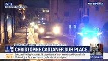 Colis piégé à Lyon : Christophe Castaner sur place