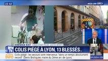 Colis piégé à Lyon: le bilan provisoire fait état de 13 blessés (2/5)