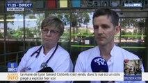 """Lyon: selon les médecins de l'hôpital St-Joseph/St-Luc, """"deux patientes sont encore hospitalisées"""" mais """"leur pronostic vital n'est pas en jeu"""""""