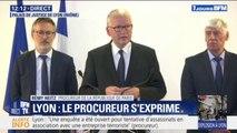 """Lyon: le procureur de la République de Paris confirme que le sac à dos était doté d'un """"système de déclenchement à distance"""""""