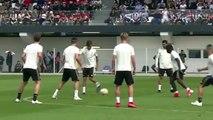 Cristiano_Ronaldo o ultimo treino a porta aberta da temporada