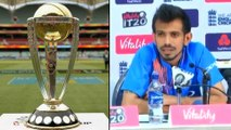 ICC Cricket World Cup 2019 : Yuzvendra Chahal : 'Don't Read Much Into Indifferent Australia Series'