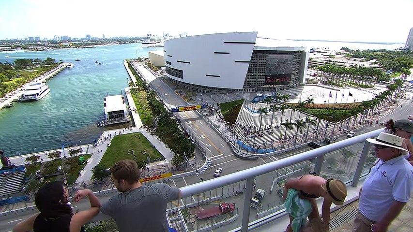 Formula-E 2014-15 R05 - USA Miami - Qualifying part 1