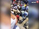 Congress Leader Neeraj Bharti clash with bjp workers Viral Video