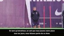 """Barcelone - Valverde : """"Je ne pense pas vraiment à mon futur"""""""
