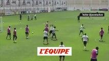 Quand Ronaldo met à l'amende ses coéquipiers - Foot - WTF