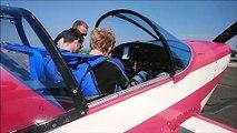 Voltige ce week-end à l'aérodrome de Frotey-les-Vesoul