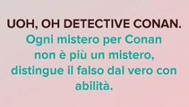Detective conan sigla 1 ITA   Giorgio Vanni Karaoke TOP con cori