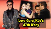 'Love Guru' KJo's 47th B'day, B-Town celebs GO GAGA