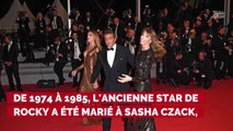 PHOTOS. Cannes 2019 : Sylvester Stallone monte les marches de la Croisette aux côtés de sa femme et de sa fille