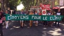 Avignon : 200 personnes marchent pour le climat