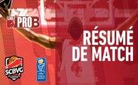 PRO B : Saint-Chamond vs Evreux (J34)