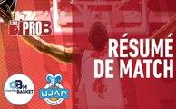 PRO B : Chartres vs Quimper (J34)