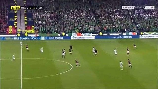 Hearts 1-[2] Celtic - Odsonne Edouard