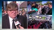"""Michael Moore """"Fahrenheit 9/11 est né ici sur les marches"""" - Cannes 2019"""