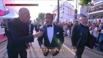 """Sylvester Stallone """"je ne pensais jamais revenir"""" - Cannes 2019"""