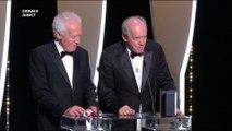 Les frères Dardenne reçoivent le prix de la mise en scène pour le film Le Jeune Ahmed - Cannes 2019