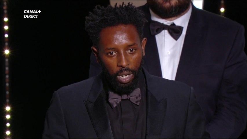 """""""Aujourd'hui, c'est possible de partir de rien"""" Ladj Ly- Cannes 2019"""