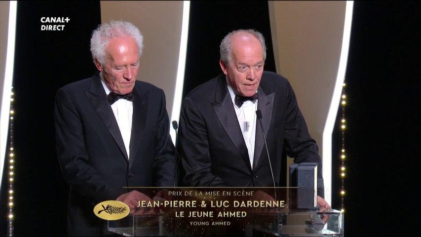 """""""Nous avons voulu filmer un appel à la vie"""" Les frère Dardenne - Cannes 2019"""